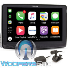"ALPINE HALO9 ILX-F309 9"" TOUCHSCREEN DIGITAL MULTIMEDIA BLUETOOTH HD RADIO NEW"