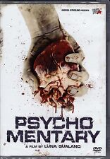 Dvd **PSYCHO MENTARY** nuovo 2013