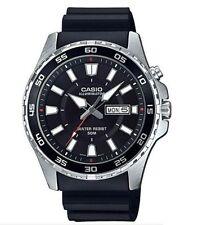 Casio MTD110-1AV, Men's Super Illuminator Watch, Day/Date, 50 Meter WR