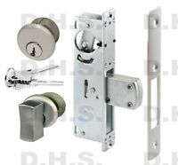 Adams Rite Type Store Front Dead Bolt Lock Body Deadbolt