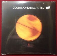 Coldplay - Parachutes LP [Vinyl New] Limited 180gm Black Vinyl  Song- Yellow