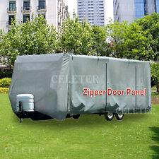 4 Layer 16-18 ft Pop Top Campervan Caravan Cover Heavy Duty Waterproof ZCV2H