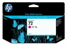 HP 72 130-ml Magenta DesignJet Ink Cartridge (C9372A) High Yield