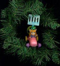 Gadget Chip and Dale Rescue Ranger Disney Girl figure custom Christmas ornament
