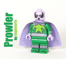 LEGO Custom - Prowler - Marvel Super heroes wolverine spiderman mini figure