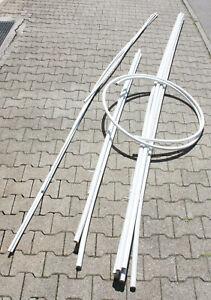 Posten IVT Würth Prineto 48m Rohre Stangen 16, 25, 32mm - kein Versand/Spedition