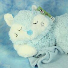 Baby GANZ Blue Sleepy Finley Fox Musical You Are My Sunshine SOFT Plush Lovey