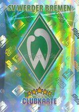 Match Attax 15/16 - 37 - Club-Logo SV Werder Bremen