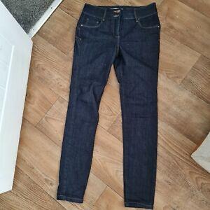 Next Ladies Size 12L  Jeans