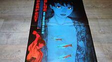 PERFECT BLUE  !  affiche cinema manga , japon bd dessin satoshi kon
