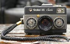 "Rollei 35 Classic avec 40 mm thf sonnar ""Made in Germany"""