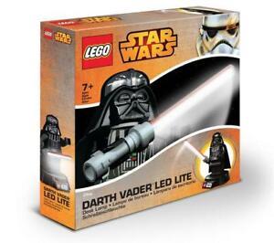 Lego Star Wars Darth Vader Led Desk Lamp New Boxed