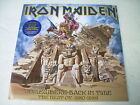 2LP IRON MAIDEN SOMEWHERE BACK IN TIME VINYL PICTURE