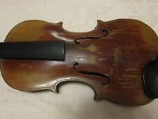 4/4 Size old antique vintage Violin