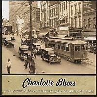 Charlotte Blues - Various Artists (NEW CD)