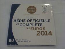 Frankrijk  BU set Frankrijk 2014  (92)