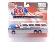 Greyhound GMC Scenicruiser Bus 1973-78 New York HO  - Classic Metal Works #33111