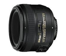 Nikon Af-s Nikkor 50mm F1.4g Lens 2180 London