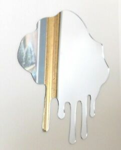 Dripping Decorative Acrylic Mirror