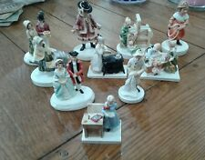 Collection Of Sebastian Miniatures: 10 Different Figurines! Must See!