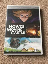 Howl's Moving Castle (Studio Ghibli DVD) *VERY RARE ALTERNATIVE AMAZON ARTWORK*