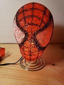 Marvel  Spiderman Table Lamp / Night Light