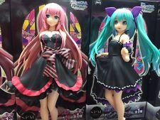 Project Diva Arcade Future Tone Luka Megurine & Miku Hatsune Figure SEGA Japan