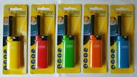 Genuine Clipper Easy Light Utility Gas Lighter Candle Oven  BBQ Refilable