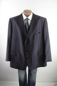 Broker Sakko Jacket Gr.61 60 Schurwolle Jackett Top Zustand