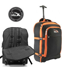 Cabin Max Malmo Hybrid Trolley Backpack Hand luggage 55x40x20cm