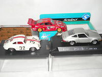 Porsche: 911 935 turbo Le Mans 1976 + 901 carrera RS Solido + 356 Brumm