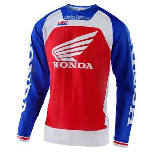 Troy Lee Designs TLD SE Pro Air Boldor Honda Jersey MX ATV Motocross Off Road
