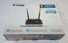 Router inalámbrico N300. Cloud router DIR-605L. D-LINK