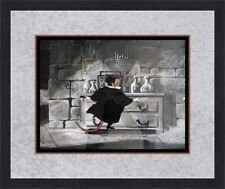 An American Tale Hand Painted Animation Production Cel CUSTOM FRAMED FREE SHIP