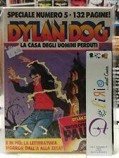SPECIALE DYLAN DOG N.5 LA CASA DEGLI UOMINI PERDUTI Ed. BONELLI SCONTO 15%