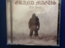 GRAND. MAGUS.                THE. HUNT.           NUCLEAR.  BLAST.  LABEL.