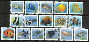 Dominica Stamp - Fish Stamp - NH
