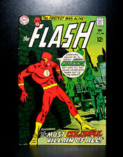 COMICS: DC: The Flash #188 (1969), Mirror Master app - RARE