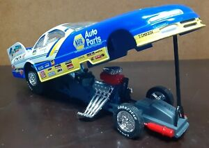 1997 Racing Champions 1:24 Scale Tim Wilkerson NAPA Auto Parts Funny Car