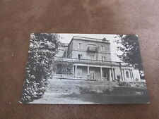 Real photographic Postcard - David Salamon's House - Southborough Kent