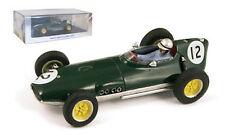 Spark S1837 Lotus 16 Climax #12 Dutch GP 1959 - Innes Ireland 1/43 Scale