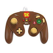 Wii u-Original super smash bros. contrôleur-Donkey Kong Edition (nouveau & OVP)