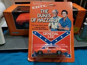 VINTAGE 1981 ERTL 1:64 The Dukes Of Hazzard General Lee Die Cast Car Sealed New