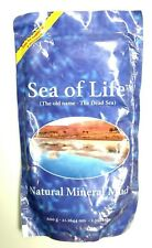 Sea of Life Natural Mineral Mud Dead Sea - 600g / 21.16 oz