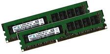 2x 8gb 16gb ddr3 memoria RAM per DELL PowerEdge t1600 UDIMM 1333mhz pc3-10600e
