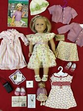 American Girl Doll Retired Kit Kittredge with Lots Of Accessories!!!