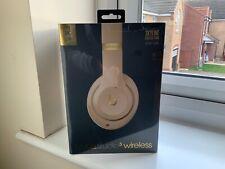 Apple MTQX2ZM/A Beats Studio3 Wireless Headphones - Desert Sand