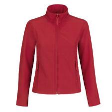 Womens Ladies Softshell Leisure Workwear Coat Jacket 6 Colours 8 - 20 Free PnP