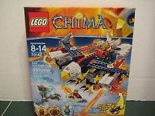 Lego Legends of Chima  #70142 Eris Fire Eagle Flyer