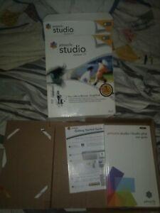 Pinnacle Studio Ultimate Version 11 Windos Vista Video Editing Install DVD
